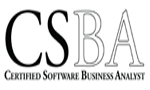 Certified Software Business Analyst (CSBA)
